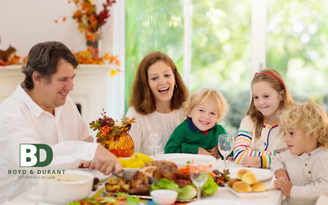 Co-Parenting Tips Going into The Holiday Season